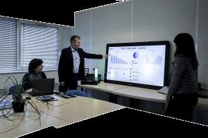 PingFlow: de l'affichage dynamique à l'interactivité
