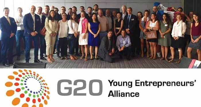 G20 Young Entrepreneurs' Alliance 2016