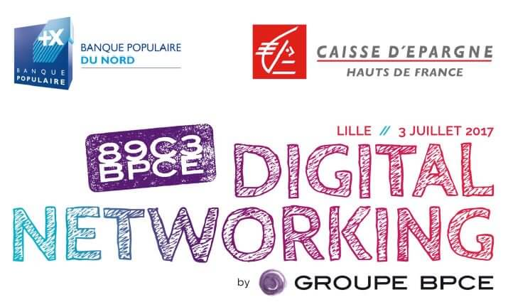 PingFlow invité au 1er Digital Networking à Euratechnologies du Groupe BPCE