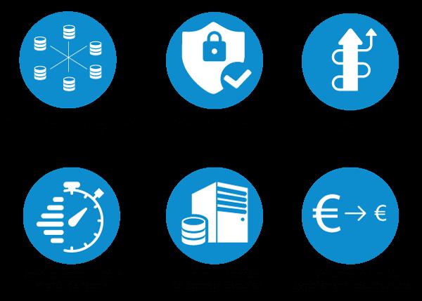 Avantages hub de données