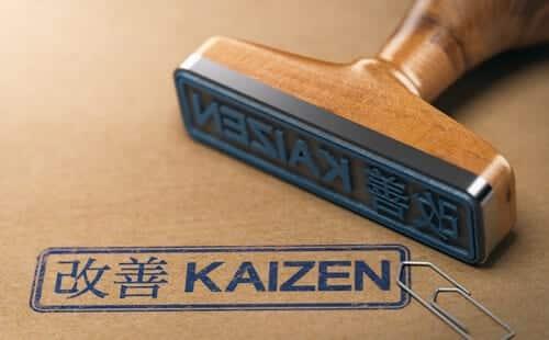 Kaizen et digital
