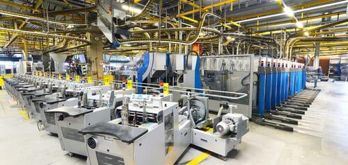 logistique usine du futur