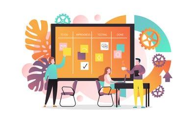 management visuel digital
