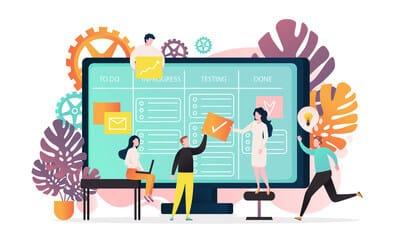 management visuel communication